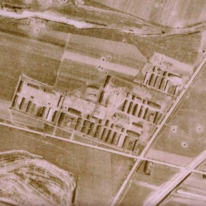 Luftbild KZ Watenstedt-Leinde