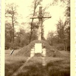 Friedhof Westerholz, Kreuz