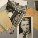 Archivmaterial, Hans W., Brief aus KZ