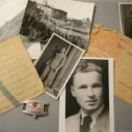 Archivmaterial, Hans W., Brief aus KZ