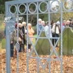 Jüdischer Friedhof Menschen Grabstein